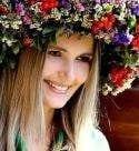 Tatiana is from Ukraine