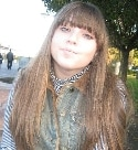Nastya is from Ukraine